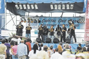 ONE MIND BRASS BAND