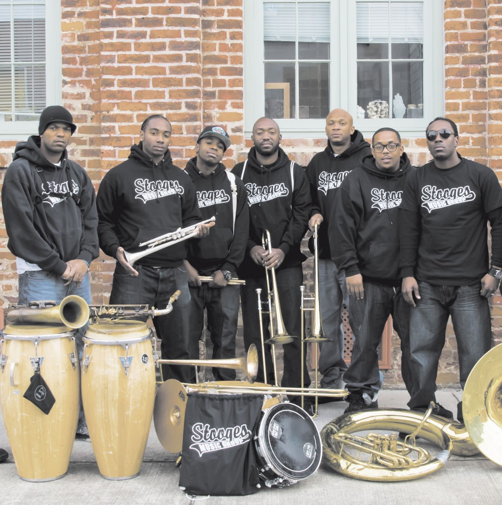 Stooges Brass Band | Photo courtesy of Vanguard Film & Video Productions and PUFAP
