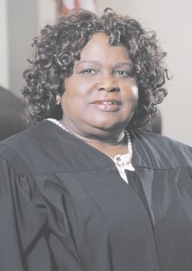 CHIEF JUSTICE BERNETTE JOSHUA JOHNSON