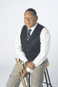 WYNTON MARSALIS Photo by Frank Stewart