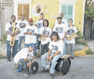NEW CREATIONS BRASS BAND Photo by Jafar M. Pierre