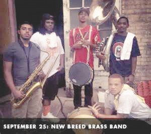 NEW BREED BASS BAND