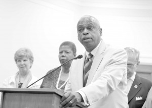 Wade Henderson, president and CEO of the Leadership Conference on Civil and Human Rights. Freddie Allen/NNPA/FILE PHOTO