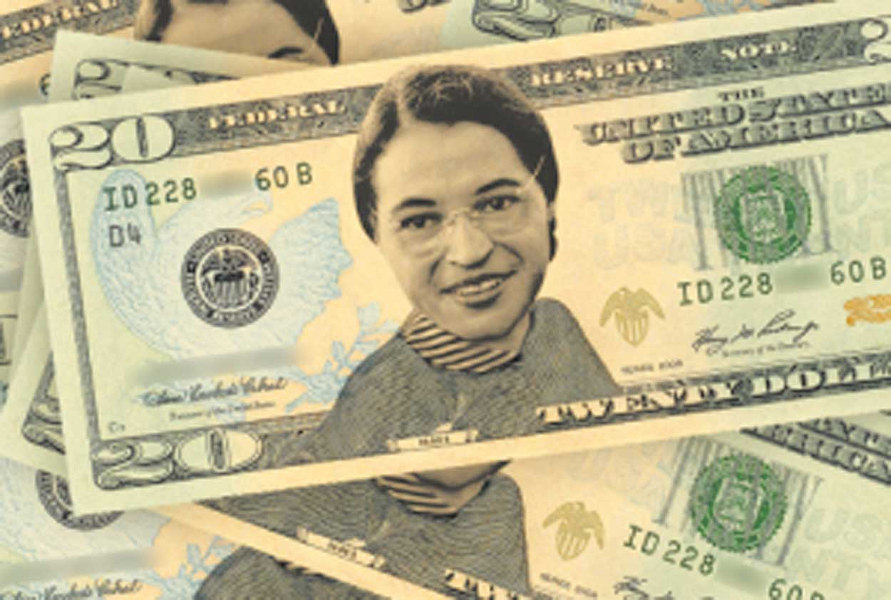 Internet Voters Want Either Rosa Parks Or Harriet Tubman On The 20 Bill New Orleans Multicultural News Source The Louisiana Weekly
