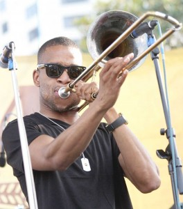 "Troy ""TROMBONE SHORTY"" EDWARD"