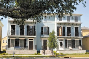 Apartments at Faubourg Lafitte