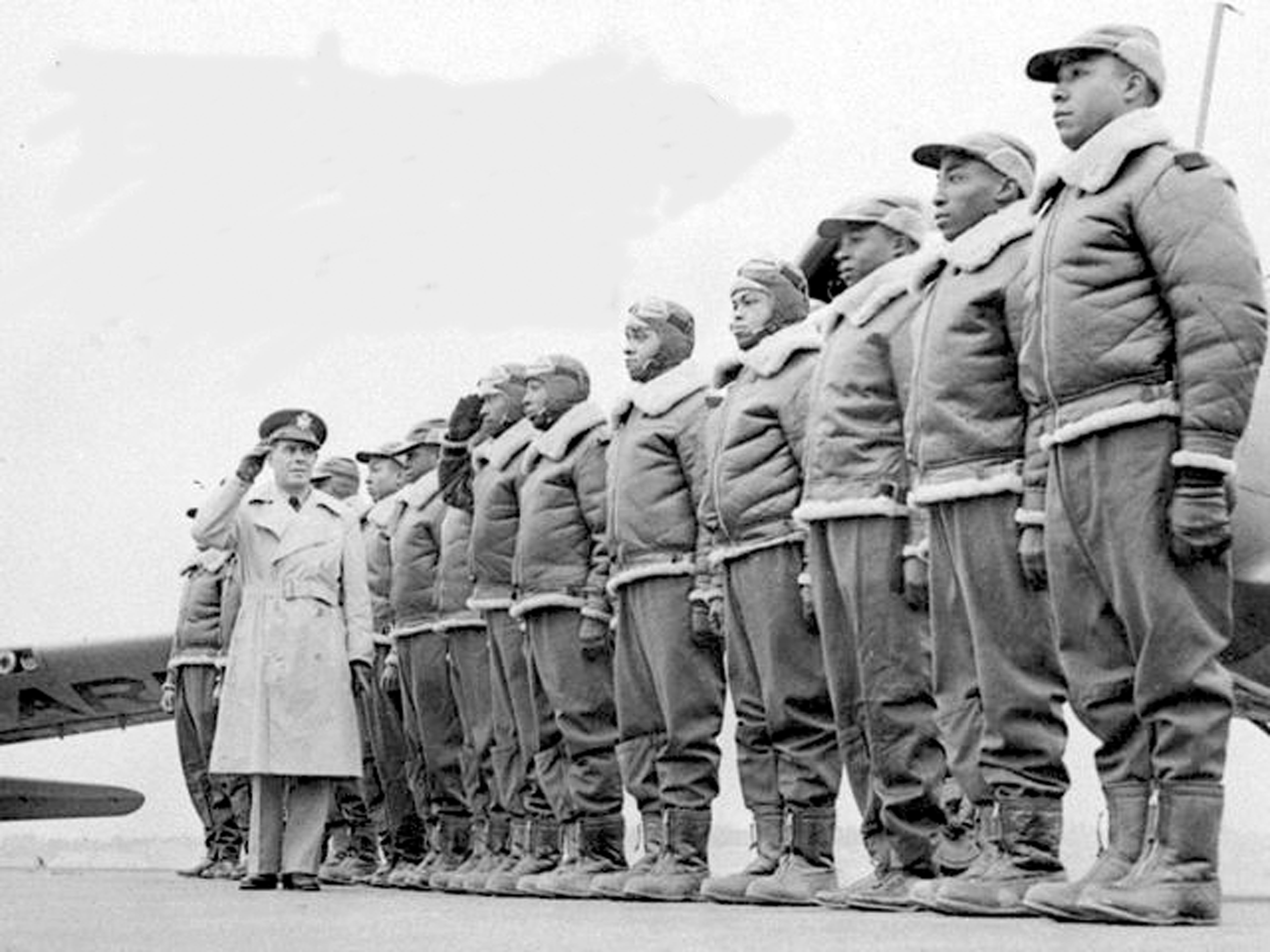 Tuskegee Airmen were founded 75 years ago March 22, 1941.