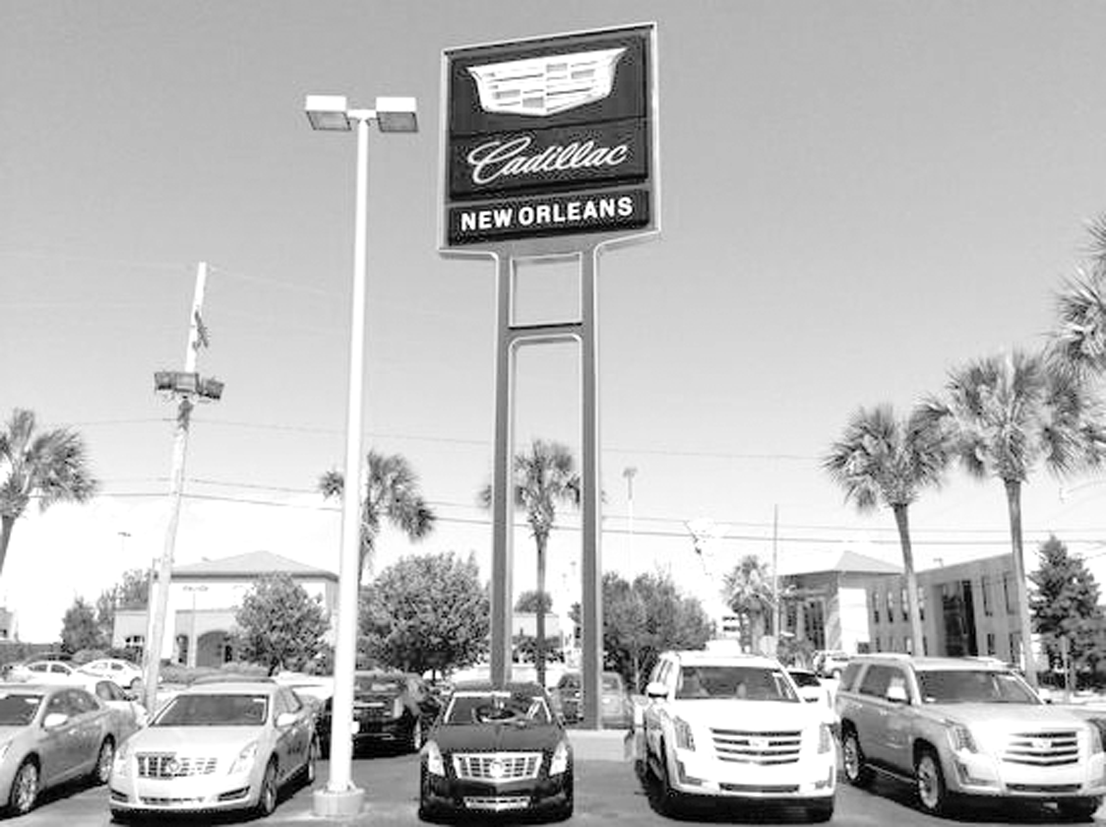 CadillacofNewOrleans New Orleans Multicultural News - Cadillac dealerships in louisiana