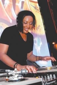 MELISSA 'DJ SOUL SISTER' WEBER