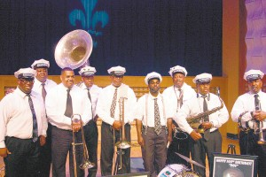 PAULIN BROTHERS BRASS BAND