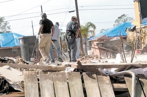 For many whose residences and  businesses were in the destructive path of the February 7 tornadoes that touched down in Eastern New Orleans, recovery has been painfully slow.