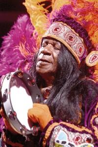 Joseph Pierre Boudreaux, Big Chief Monk of the Golden Eagles