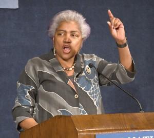 Donna Brazile predicts defeat for Republican Congress in November.